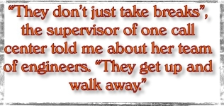 Walk Away Quote Web